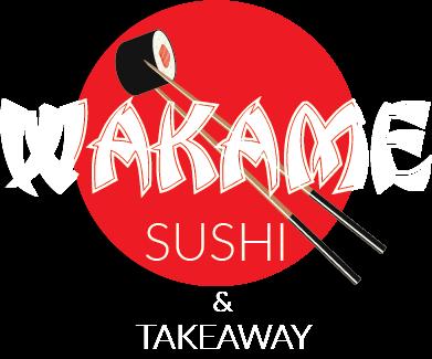 Wakame sushi Landen